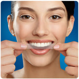 Crest 3D White Whitestrips Gentle Routine Teeth Whitening Kit (Suitable for Sensitive teeth) - My Crest Whitestrips