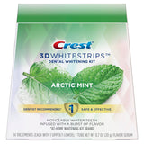 Crest 3D Whitestrips Flavored Teeth Whitening Strips Kit – Arctic Mint