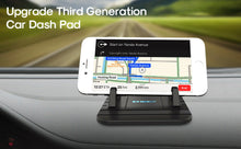 Load image into Gallery viewer, Car Dashboard Non-slip Magnetic Phone Mount Safe & Secured