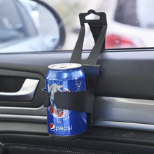 Load image into Gallery viewer, Car Drinks Cup Holder - Accessories in Cars That Makes the Trip Comfortable