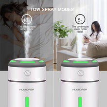 Load image into Gallery viewer, Mini Air Humidifier Diffuser Aroma Lamp