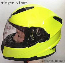 Load image into Gallery viewer, New Motorbike Bluetooth Smart Helmet