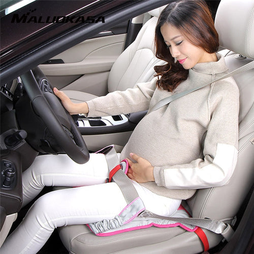 Car Seat Belt for Pregnant Woman