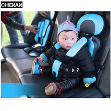 Load image into Gallery viewer, Potable Baby Car Seat Safety