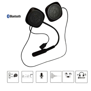 Motorcycle Helmet Headset Wireless Bluetooth Headphone
