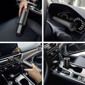 Wireless Handheld Car Vacuum Cleaner