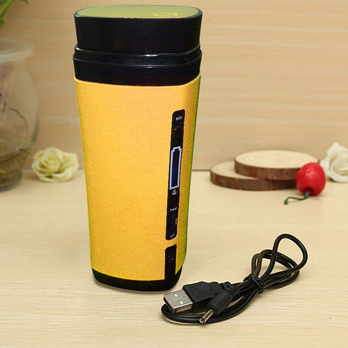 USB Keep Warm Mini Travel Coffee Maker