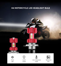 Load image into Gallery viewer, Motorcycle Headlight Bulb