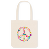 Totebag - Peace and Love