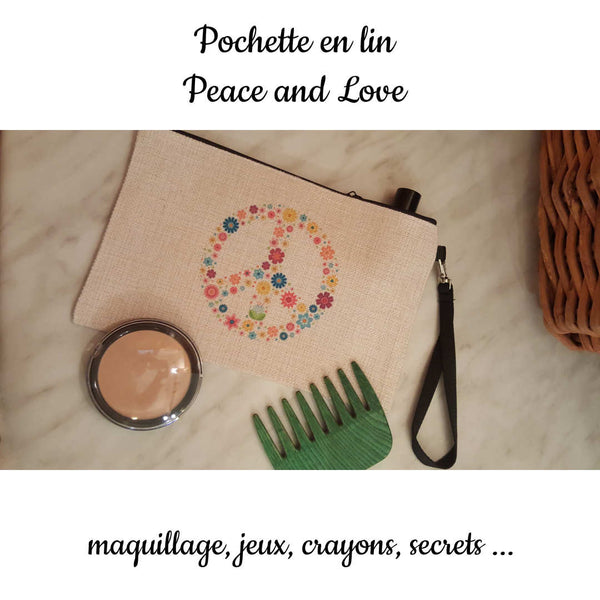 Pochette - Peace and Love