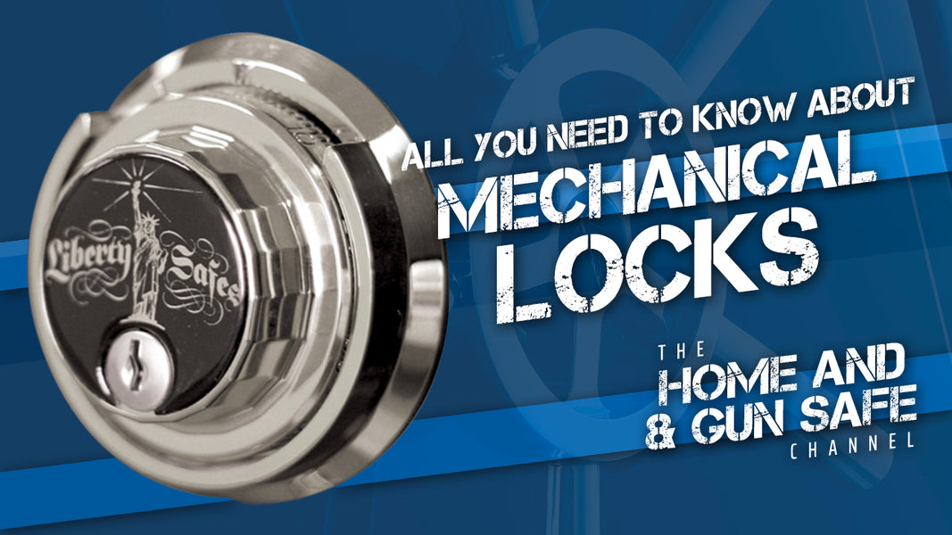 Are Mechanical Locks Reliable for Your Gun Safe?