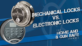 Mechanical Locks vs. Electronic Locks
