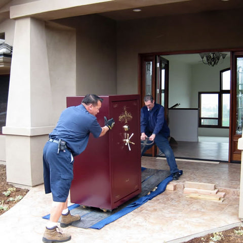 Moving a Safe
