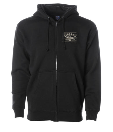 Heavyweight Full Zip Hooded Sweatshirt (Men)