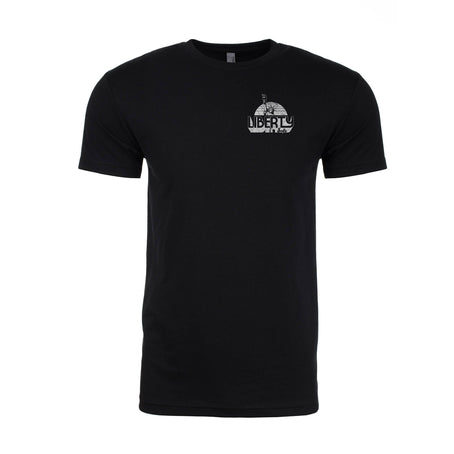 Retro Black T-Shirt