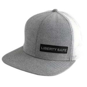 Liberty Safe Hat (Trucker Grey)