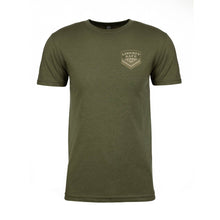 Load image into Gallery viewer, Liberty Accessory Military Green Shirt Small Apparel