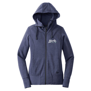 Liberty Safe Ladies Hoodie Front