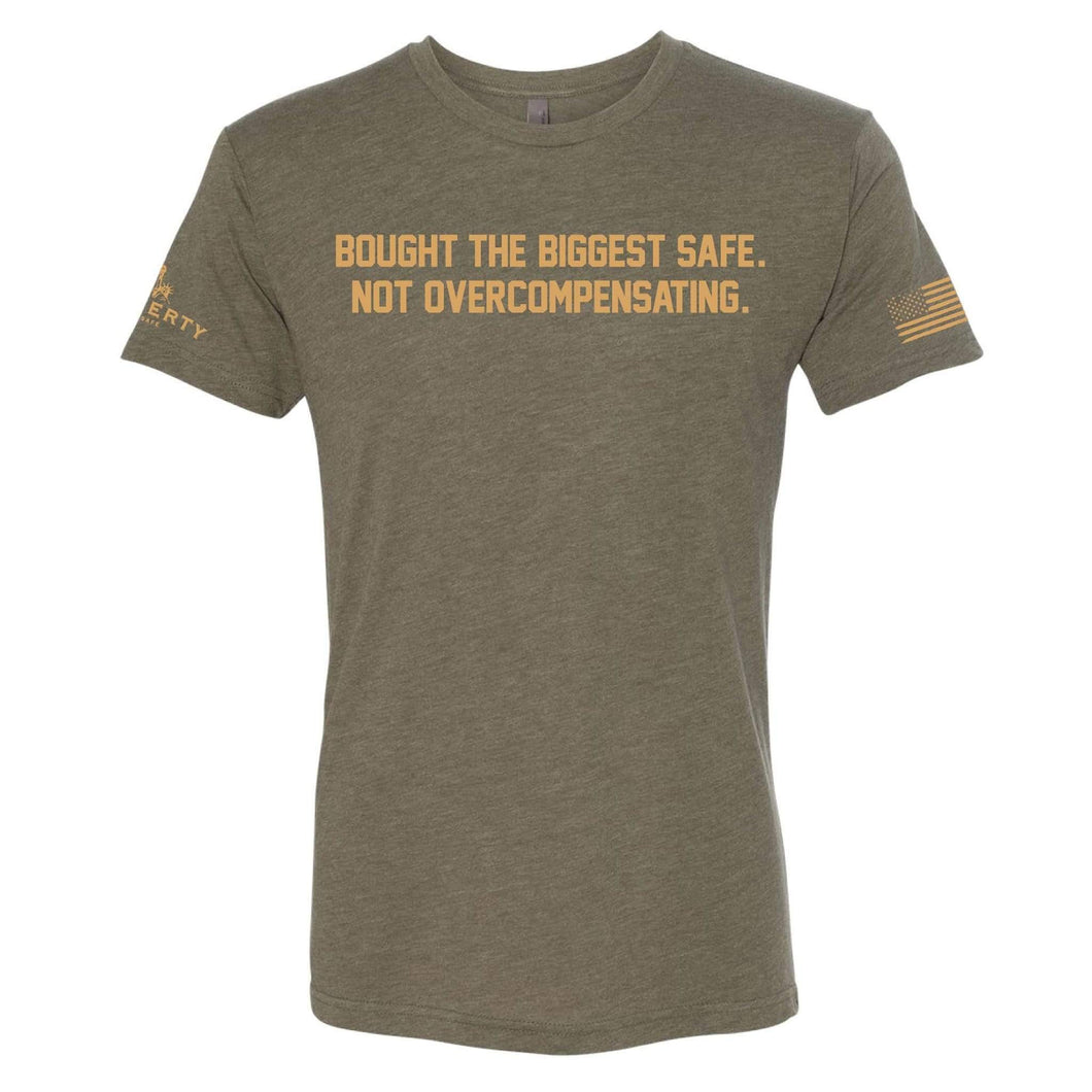 Liberty Accessory Biggest Safe Shirt Small Apparel