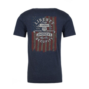 Liberty Accessory Patriot Blue T-Shirt Apparel