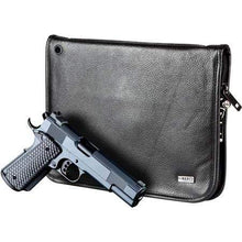 Load image into Gallery viewer, Liberty Accessory Magnetic Handgun Cases Full Size Magnetic Handgun Case (Leather) (9 x 12) Accessory