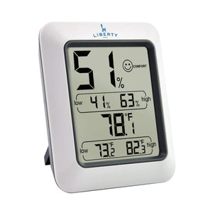 Liberty Accessory Humidity and Temperature Monitor Accessory