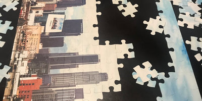 What Is A Custom Jigsaw Puzzle