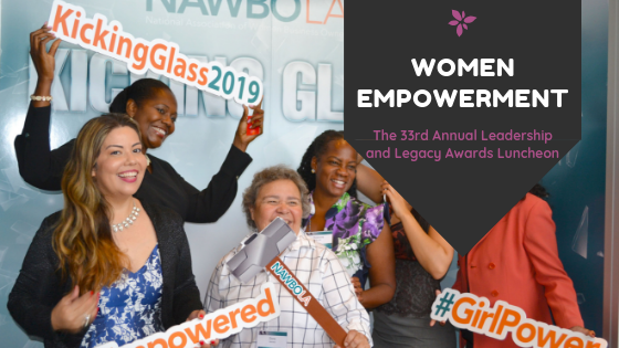 Celebrating Women Who Kick Glass!