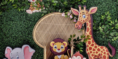 Safari Themed Baby Showers