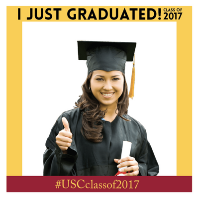 Graduation Custom Social Media Board