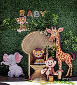 Safari-Themed Baby Shower Decor