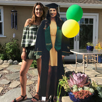 Full Size Graduation Cutouts