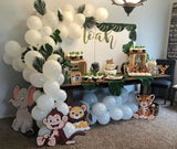 Baby Shower Cardboard Cutouts Theme Set up