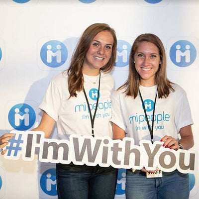 #I'mWithYou Sign, Prop