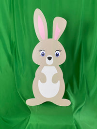 Cute Bunny Baby Shower Prop