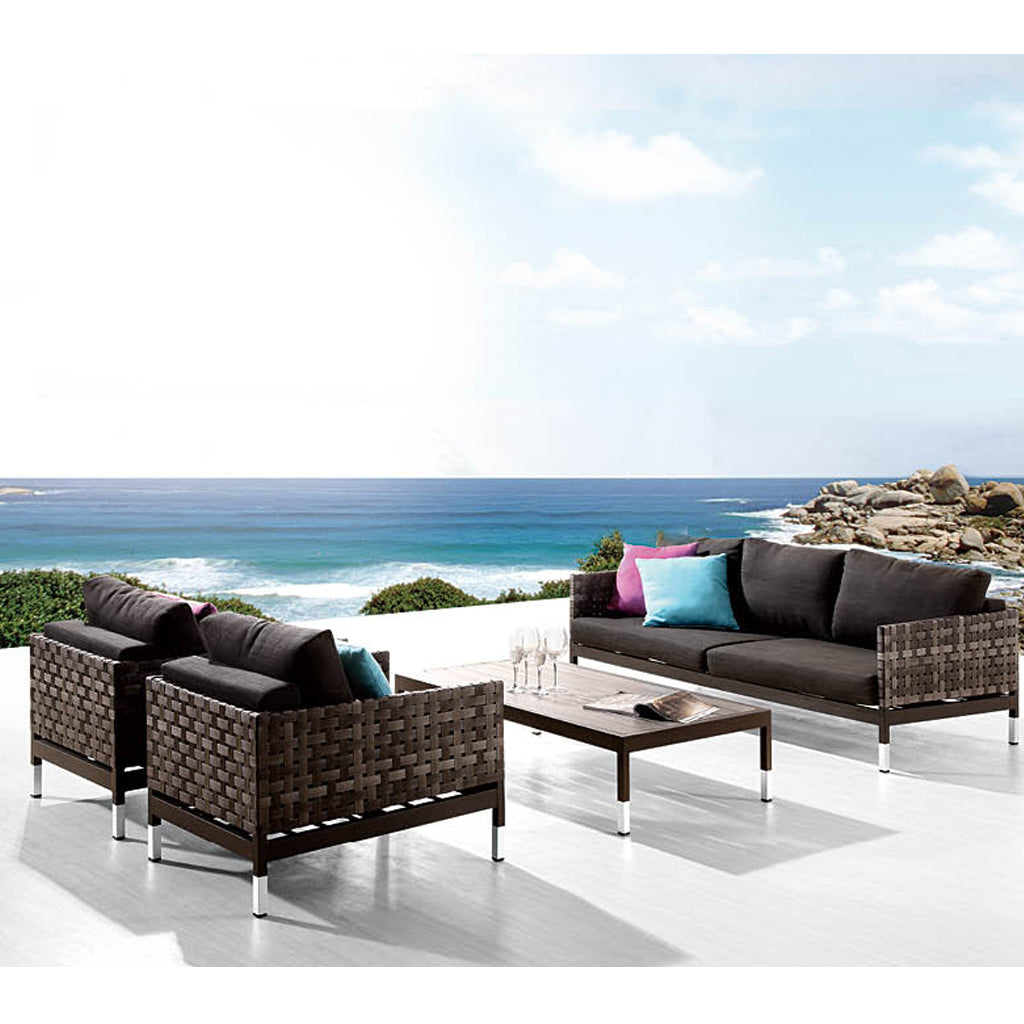Taco Sofa Set For 5 With Coffee Table
