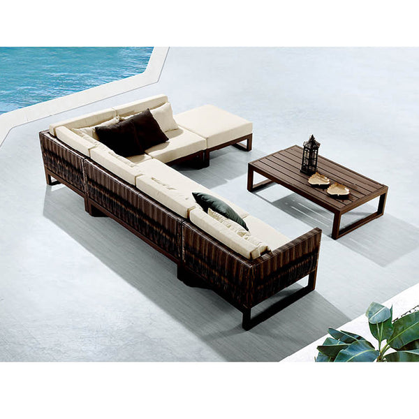 Wisteria Sofa Set With Coffee Table