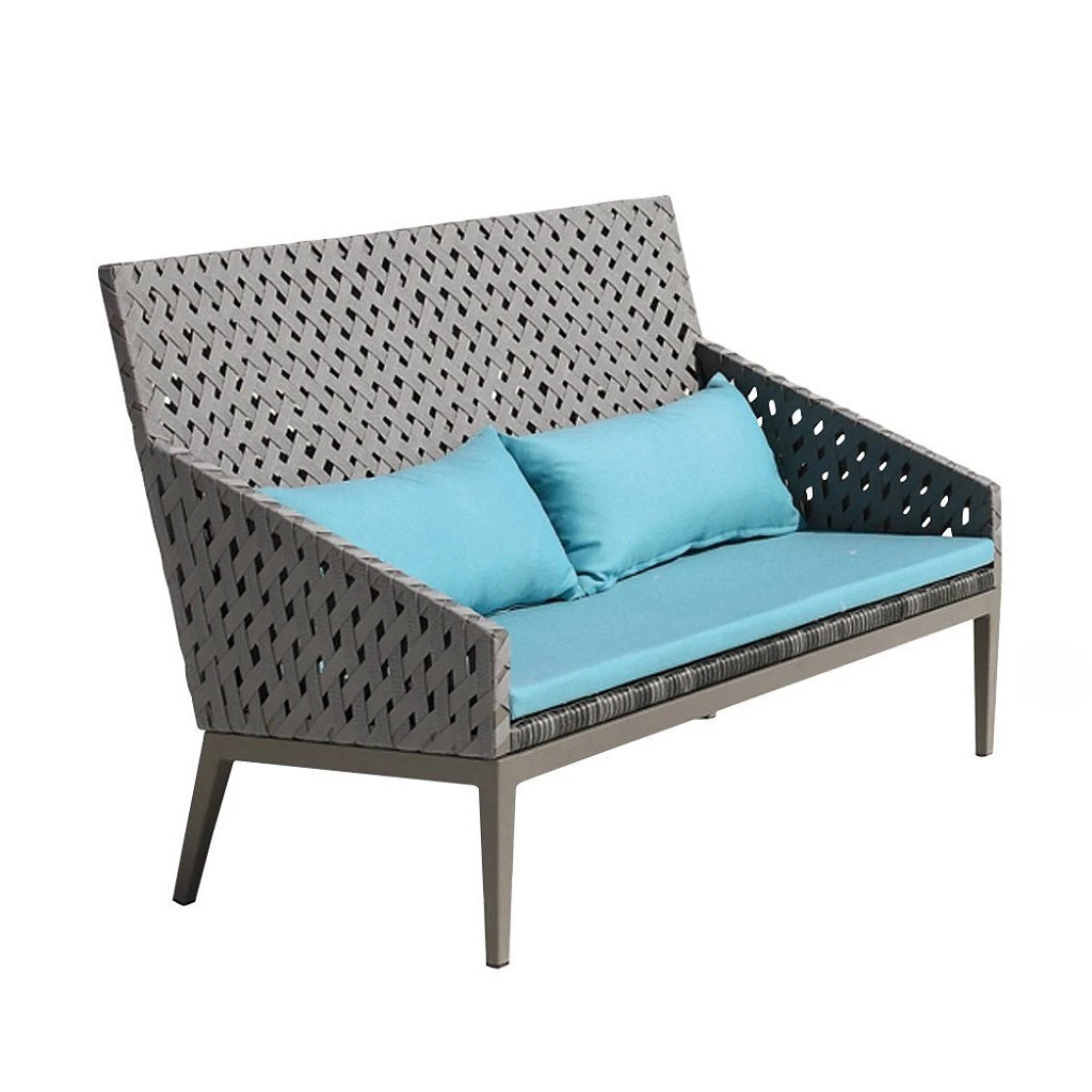 Florence High Back Loveseat