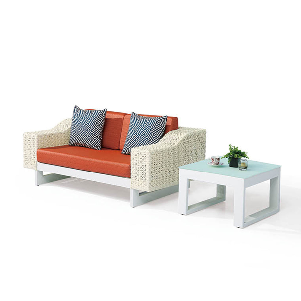 Provence 2 Seater With Coffee Table