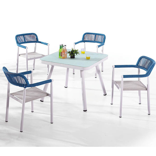 Venice Square Dining Set For 4