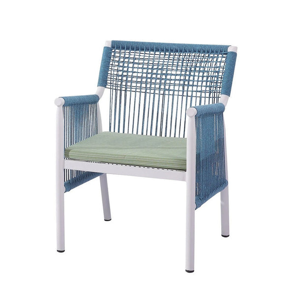 Venice Arm Chair with Cushions