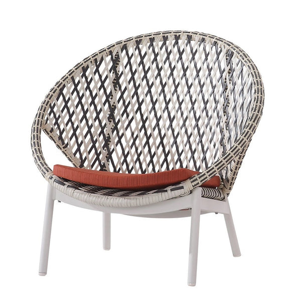 Evian Round Chair