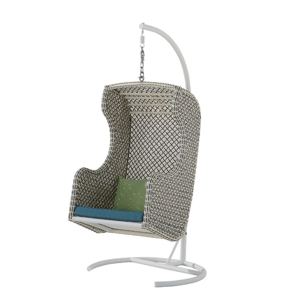 Evian Swing Chair With Base