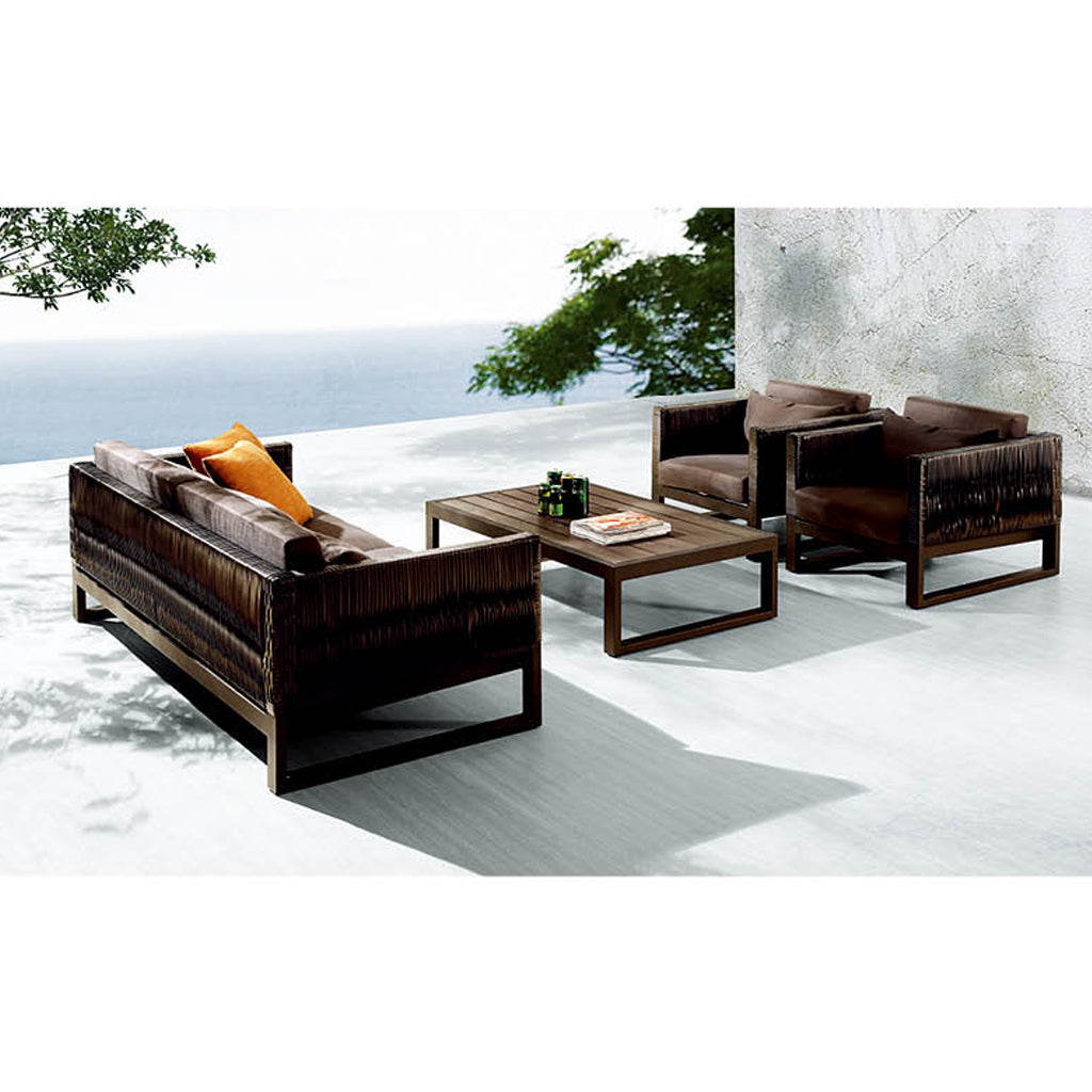 Wisteria Sofa Set For 5 With Coffee Table