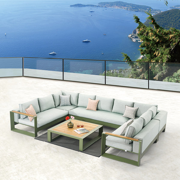 Burano Sofa Set With Coffee Table