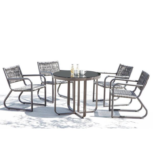 Haiti Dining Set For 4