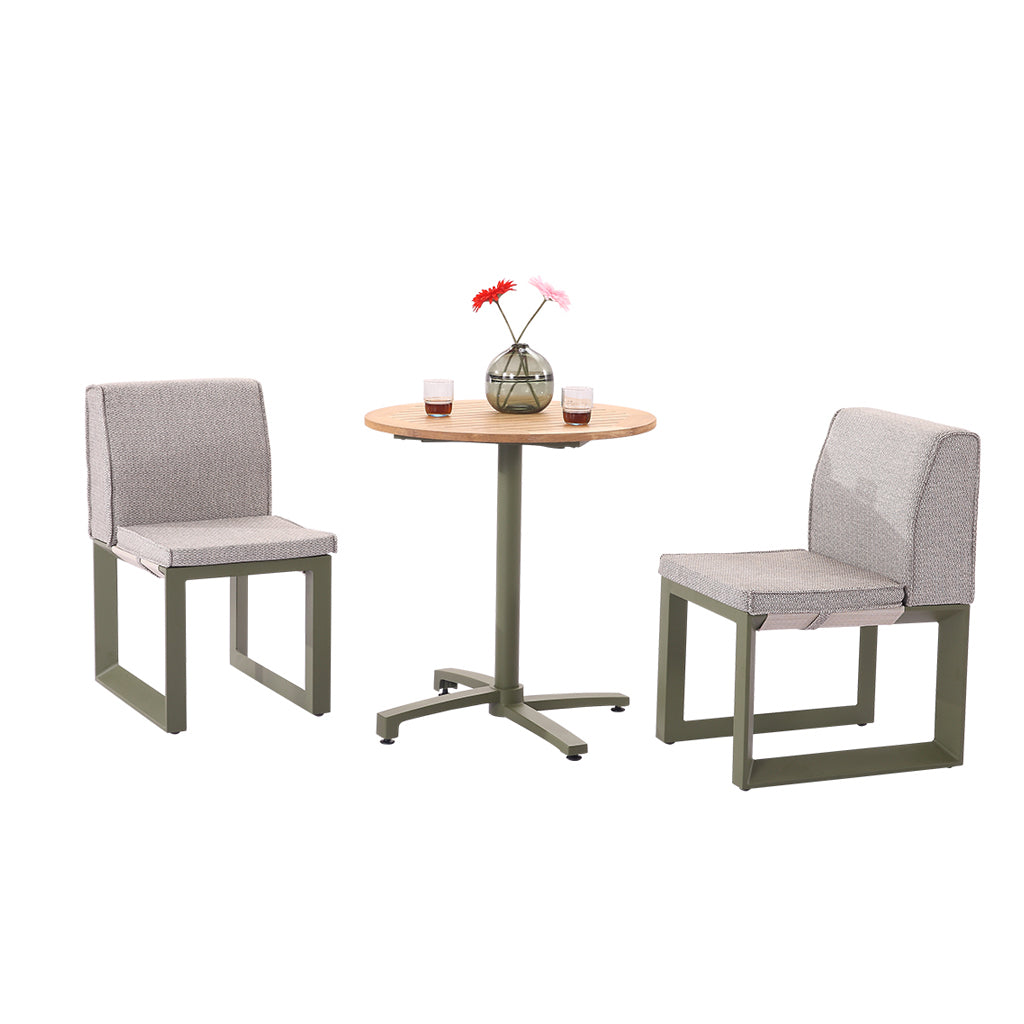 Burano Outdoor Seating Set For Two