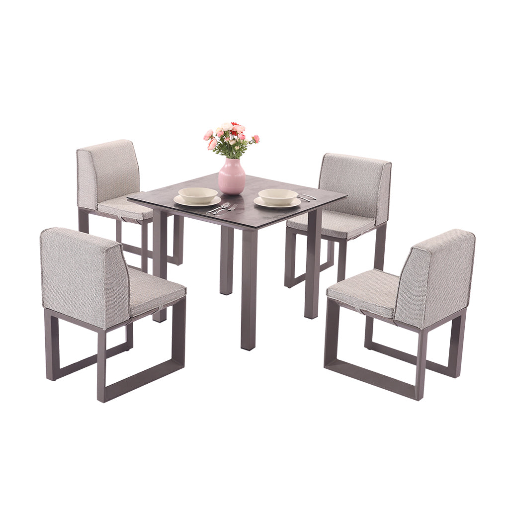 Burano Dining Set For Four