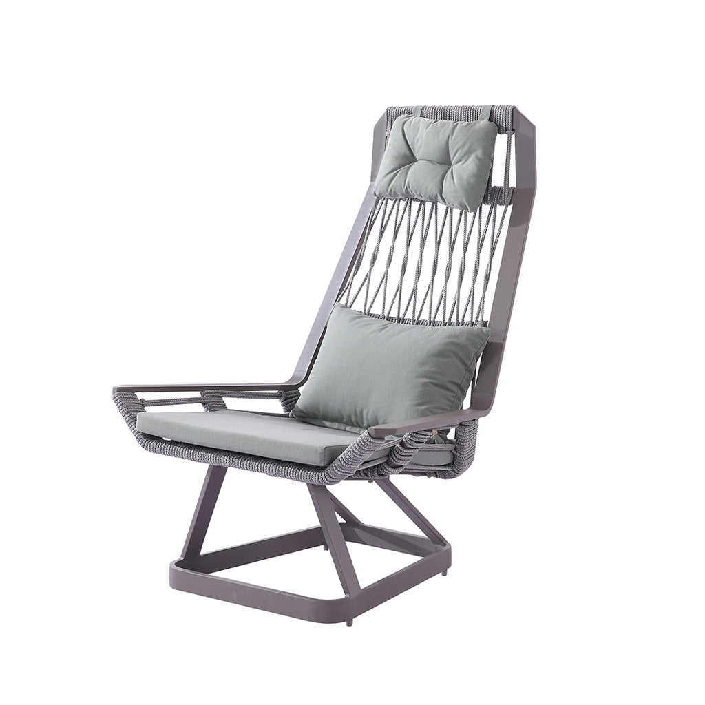 Seattle High Back Lounge Chair