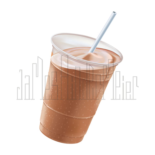 Chocolate Frosty Drink